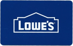 Image For LOWES GC $50