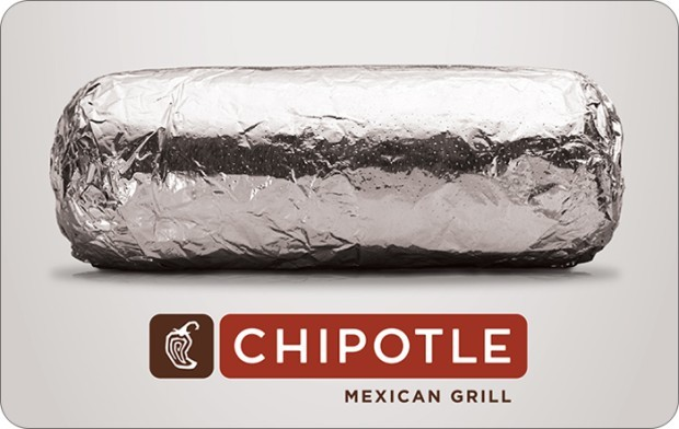 Image For CHIPOTLE GC $25