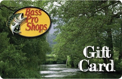 Cover Image For BASS PRO GC $25