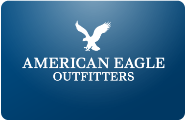 Cover Image For AMERICAN EAGLE GC $25