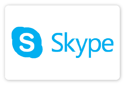 Image For SKYPE GC $25