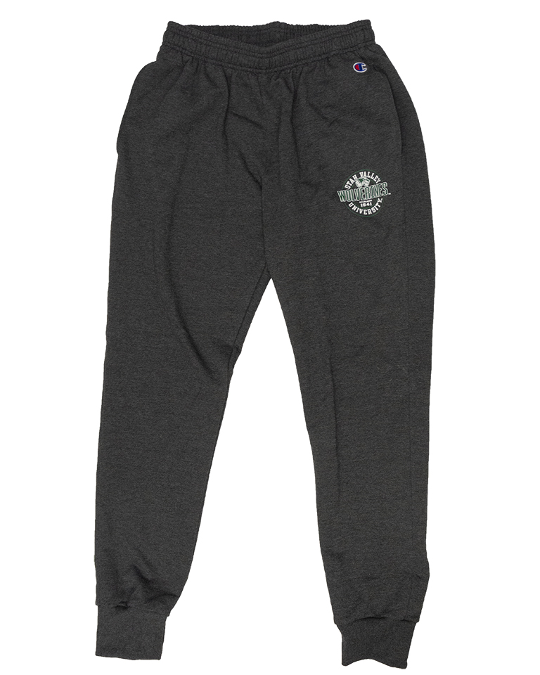 Image For Charcoal PB Fleece Joggers