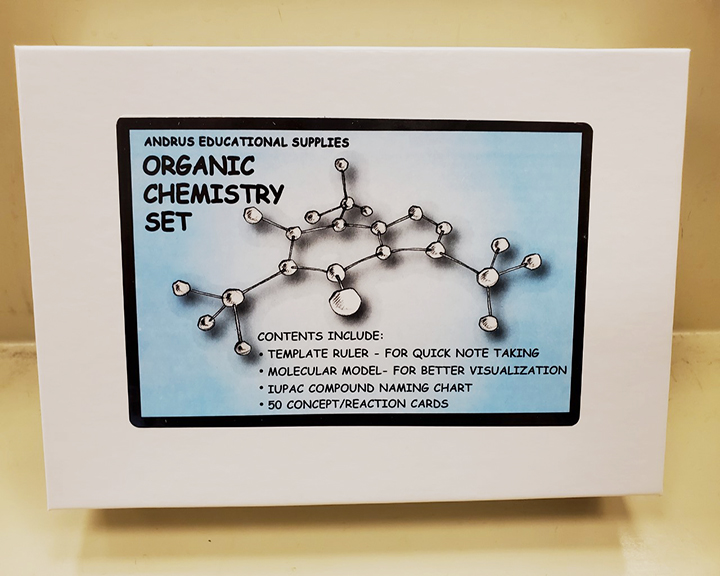 Image For Organic Chemistry Set