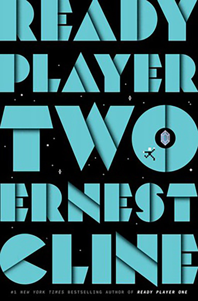 Cover Image For Ready Player Two by Ernest Cline
