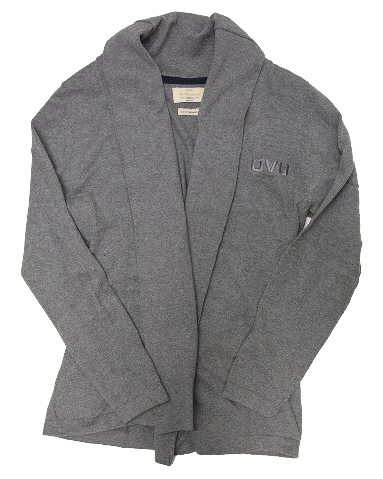 Image For MV Sport Cardigan<br>Gray